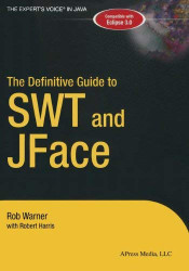 Definitive Guide To Swt And Jface