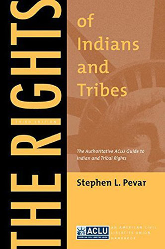 Rights Of Indians And Tribes
