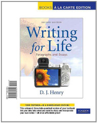 Writing For Life