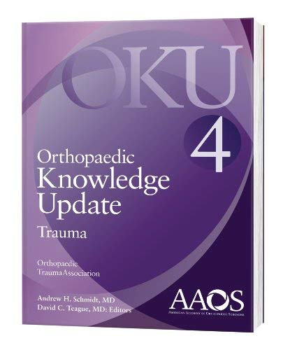 Orthopaedic Knowledge Update Trauma