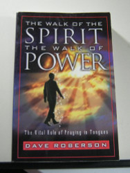 The Walk of the Spirit - The Walk of Power by Dave Roberson