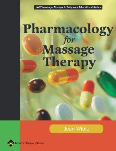 Pharmacology For Massage Therapy