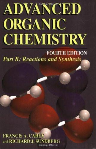 Advanced Organic Chemistry Part B