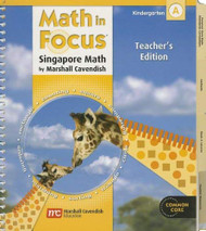 Math In Focus Volume A