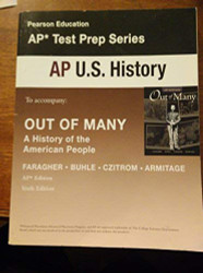 Out Of Many Test Prep Workbook