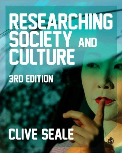 Researching Society And Culture