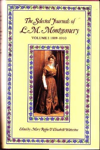 Selected Journals Of L.M Montgomery volume 2