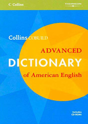 Collins Cobuild Advanced Dictionary Of American English And Cobuild To Go