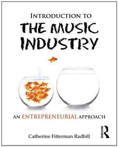 Introduction To The Music Industry