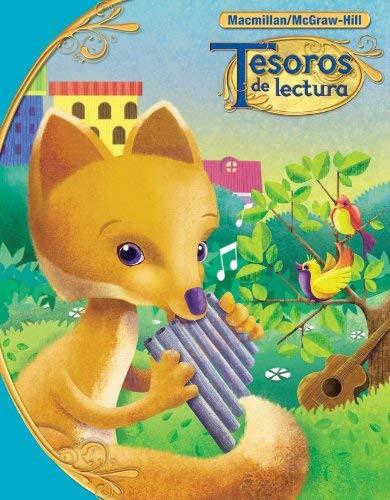 Tesoros De Lectura A Spanish Reading/Language Arts Program Grade 2 Student Book