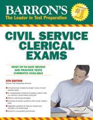 Barron's Civil Service Exams
