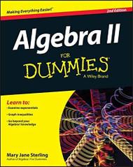 Algebra 2 For Dummies