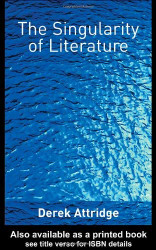 Singularity Of Literature
