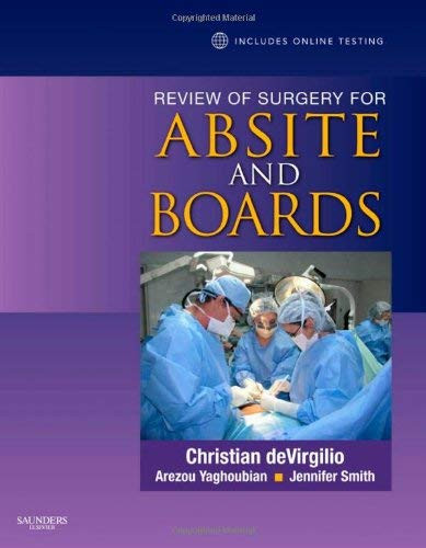 Review Of Surgery For Absite And Boards