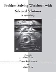 Problem Solving Workbook for Chemistry