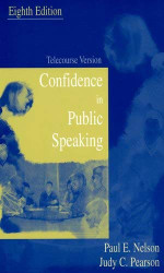 Confidence In Public Speaking