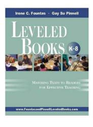 Leveled Books K-8