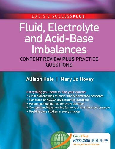 Fluid Electrolyte And Acid-Base Imbalances