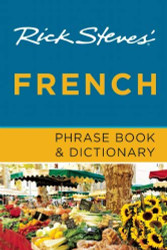 Rick Steves' French Phrase Book and Dictionary