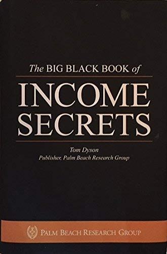 BIG BLACK BOOK of income secrets