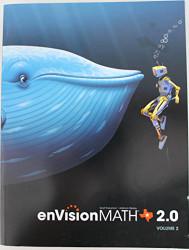 enVision Math 2.0 Texas Edition Volume 2 Grade Workbook - 2015