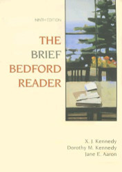 Brief Bedford Reader