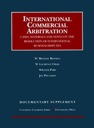 Documentary Supplement On International Commercial Arbitration