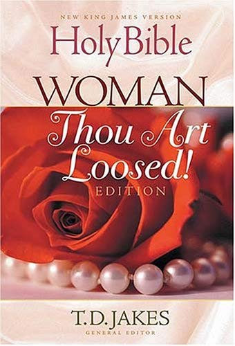 Holy Bible Woman Thou Art Loosed Edition