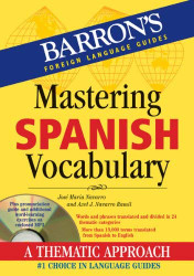 Mastering Spanish Vocabulary