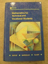 Mathematics For Technical And Vocational Students
