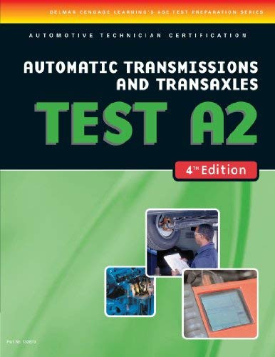 Automatic Transmissions And Transaxles - A2 Test