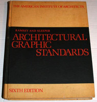 Architectural Graphic Standards Aia