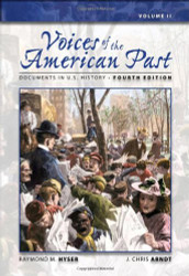 Voices Of The American Past Volume 2