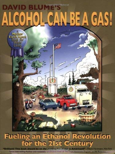 Alcohol Can Be A Gas!