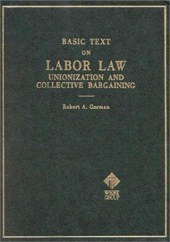 Basic Text On Labor Law