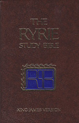 Ryrie Study Bible King James Version