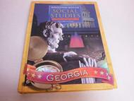 Houghton Mifflin Social Studies Georgia Student Edition Level 5 2006