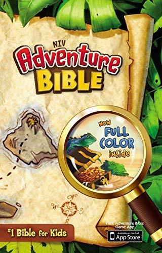 Adventure Bible Niv