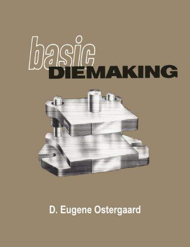 Basic Diemaking