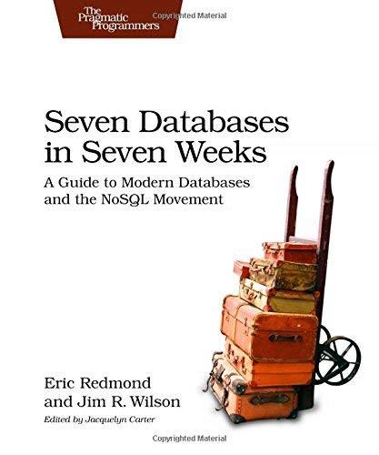 Seven Databases In Seven Weeks