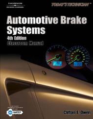Today's Technician Automotive Brake Systems