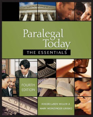Paralegal Today The Essentials