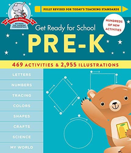 Get Ready For Pre-K