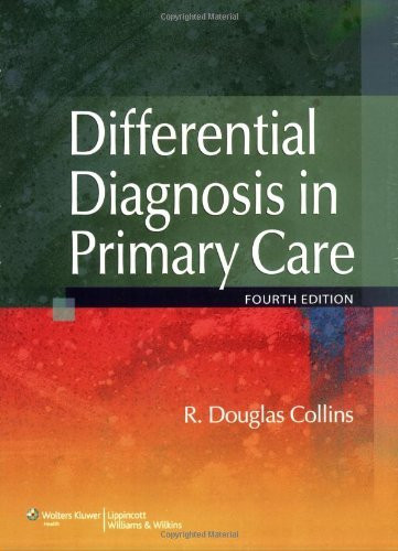 Differential Diagnosis In Primary Care