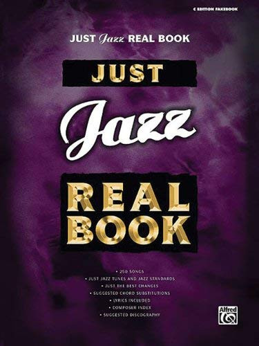 Just Jazz Real Book C Edition Fakebook