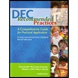 Dec Recommended Practices