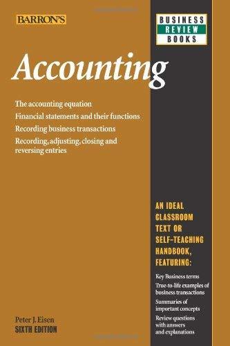 Barron's Accounting
