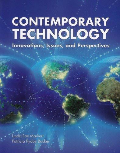 Contemporary Technology