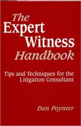 Expert Witness Handbook