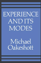 Experience And Its Modes